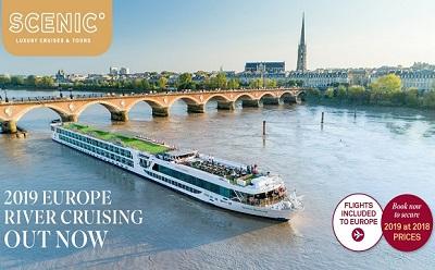 2019 Europe River Cruising Pre-Release Facebook Tile