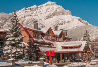 ptarmigan inn banff