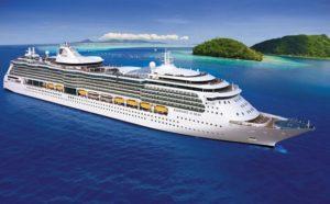 travel key - Radiance of the Seas