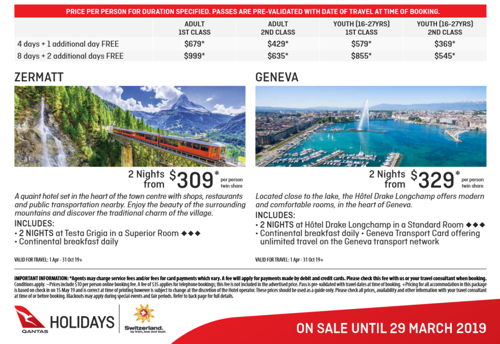 Discover Switzerland by Rail (2)