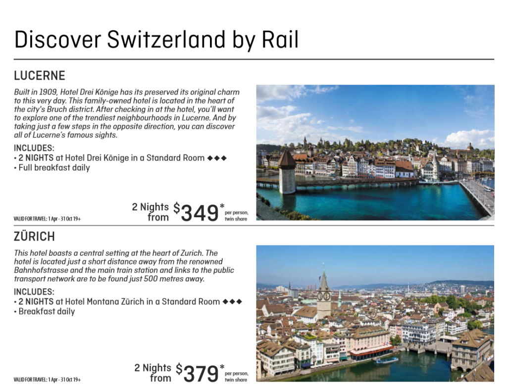 Discover Switzerland by Rail (3)