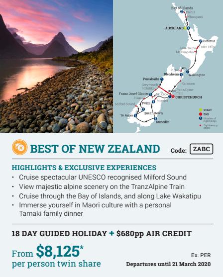 Best of NZ