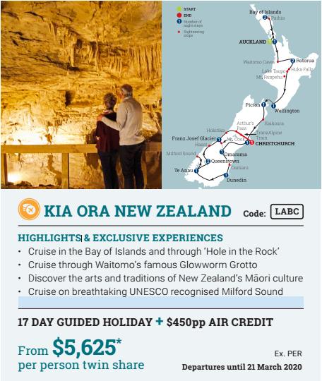 Kia Ora NZ